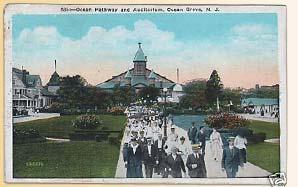 Postcard: Ocean Grove